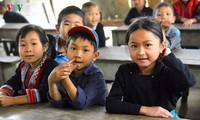 Tuổi thơ trong trẻo của trẻ em vùng cao Hà Giang