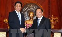 Thành phố Hồ Chí Minh và Nhật Bản thúc đẩy hợp tác đi vào chiều sâu, hiệu quả
