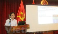 Đại sứ quán Việt Nam tại Malaysia tổ chức nói chuyện về tình hình Biển Đông