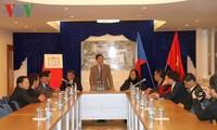Thúc đẩy công tác người Việt tại Séc