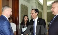 Thành phố Hồ Chí Minh và tỉnh Kursk (Liên bang Nga) thúc đẩy hợp tác