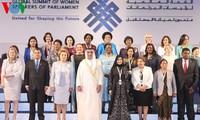 Khai mạc Hội nghị Thượng đỉnh các nữ Chủ tịch Quốc hội thế giới lần thứ 11
