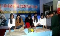 """Triển lãm và trưng bày tư liệu """"Hoàng Sa, Trường Sa của Việt Nam"""" tại tỉnh Phú Yên"""