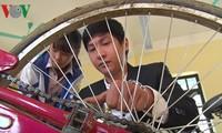 Dự án xe đạp mượn chắp cánh ước mơ cho học trò nghèo