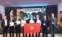 Việt Nam đoạt thành tích cao trong kỳ thi Olympic quốc tế về Thiên văn học và Vật lý thiên văn