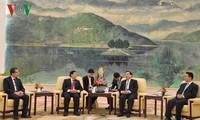 Việt Nam và Trung Quốc thúc đẩy hợp tác giữa hai cơ quan lập pháp