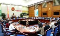 Phó Thủ tướng Chính phủ Trương Hòa Bình: Cần đẩy nhanh tiến độ khắc phục sự cố môi trường