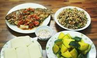 Bài 12: Giới thiệu nguyên liệu làm các món ăn Việt Nam (Tiết 3)