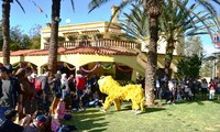 Người Việt ở Maroc vui đón Xuân Đinh Dậu