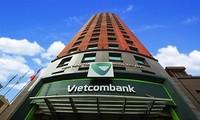 Vietcombank là ngân hàng kinh doanh vốn tốt nhất Việt Nam