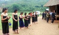 Người Giẻ Triêng trên biên giới Việt- Lào