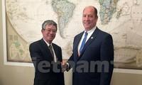 Việt Nam mong muốn thúc đẩy quan hệ Đối tác toàn diện với Hoa Kỳ