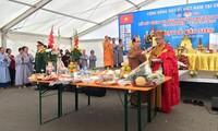 Đại lễ cầu siêu các anh hùng liệt sĩ của cộng đồng người Việt Nam ở CHLB Đức