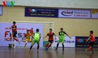 Khai mạc Vòng loại Giải Vô địch Quốc gia Futsal HD Bank Cup 2017