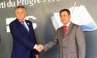 Đảng Tiến bộ và xã hội chủ nghĩa Maroc luôn ủng hộ phát triển quan hệ với Việt Nam