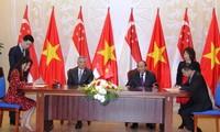 Hợp tác Hội hữu nghị Việt Nam - Singapore với Quỹ Quốc tế Singapore