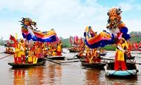Bảo tồn giá trị văn hóa Việt Nam trong lễ hội truyền thống