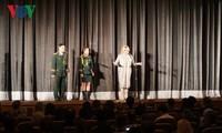 Nhà hát kịch Quân đội nhân dân Việt Nam biểu diễn thành công tại Liên bang Nga
