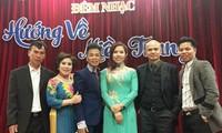 """Chị Lê Hồng Nhung: """"Cộng đồng mình ở Séc luôn hướng về quê hương với tình yêu vô bờ bến"""""""
