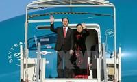 Президент Вьетнама отправился в Китай с государственным визитом