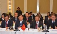 Việt Nam tích cực hợp tác phòng, chống ma túy tiểu vùng sông Mekong