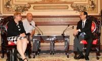 Thành phố Hồ Chí Minh và CHLB Đức thúc đẩy hợp tác trong lĩnh vực công nghệ cao và năng lượng