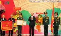 Chủ tịch nước Trần Đại Quang: Ngành Cơ yếu phấn đấu làm chủ khoa học - công nghệ mật mã