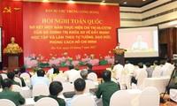 Đẩy mạnh học tập và làm theo tư tưởng, đạo đức, phong cách Hồ Chí Minh