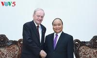 Việt Nam luôn coi trọng quan hệ hữu nghị, truyền thống với Canada