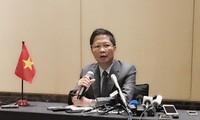 Các Bộ trưởng nhóm họp tiếp tục thúc đẩy Hiệp định TPP