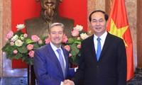 Việt Nam mong muốn tăng cường quan hệ hợp tác nhiều mặt với Canada