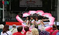 Văn hóa Việt Nam tỏa sáng tại Lễ hội văn hóa dân gian các dân tộc Czech