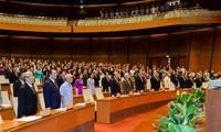 Bế mạc kỳ họp thứ 3 Quốc hội khóa XIV