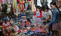 Quảng Tây thông qua nghiệm thu chợ ở biên giới Trung-Việt