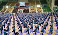 Việt Nam hưởng ứng ngày quốc tế Yoga 21/6
