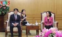 Giám đốc tổ chức Lao động Quốc tế (ILO) thăm Việt Nam