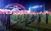 """Dạ hội thanh niên Quân đội Việt Nam - Campuchia """"Chung dòng Mekong nghĩa tình sâu nặng"""""""