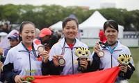 Bắn cung tiếp tục mang về tấm huy chương thứ 2 cho Việt Nam tại SEA Games 29