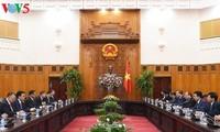 Việt Nam tăng cường hợp tác an ninh với Campuchia và Lào