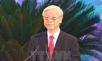 Tổng Bí thư Nguyễn Phú Trọng sẽ thăm chính thức CH Indonesia và thăm cấp nhà nước CHLB Myanmar