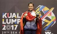 SEA Games 29: Pencak silat Việt Nam giành 3 huy chương vàng