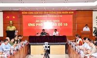 Phó Thủ tướng Trịnh Đình Dũng chỉ đạo cần chủ động cao nhất ứng phó bão Doksuri