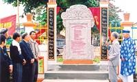 Di tích Dinh trấn Thanh Chiêm và sự ra đời của chữ Quốc ngữ