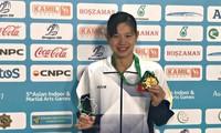 Nguyễn Thị Ánh Viên phá kỷ lục Đại hội AIMAG 5