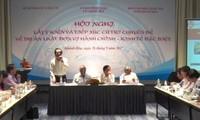 Cần chính sách đột phá, phù hợp Hiến pháp để phát triển Đơn vị hành chính - kinh tế đặc biệt