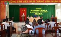 Chủ tịch Quốc hội Nguyễn Thị Kim Ngân tiếp xúc cử tri Cần Thơ