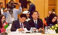 Việt Nam tham dự phiên họp Hội đồng điều hành lần thứ nhất của Hội đồng Nghị viện châu Á