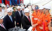 Nghệ An mở cầu cảng Vissai và tiếp nhận tàu trọng tải đến 70 nghìn tấn