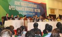 Hội nghị Bộ trưởng Tài chính APEC đạt được nhiều kết quả quan trọng