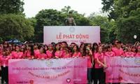 Chung tay xóa bỏ bạo hành đối với phụ nữ và trẻ em gái